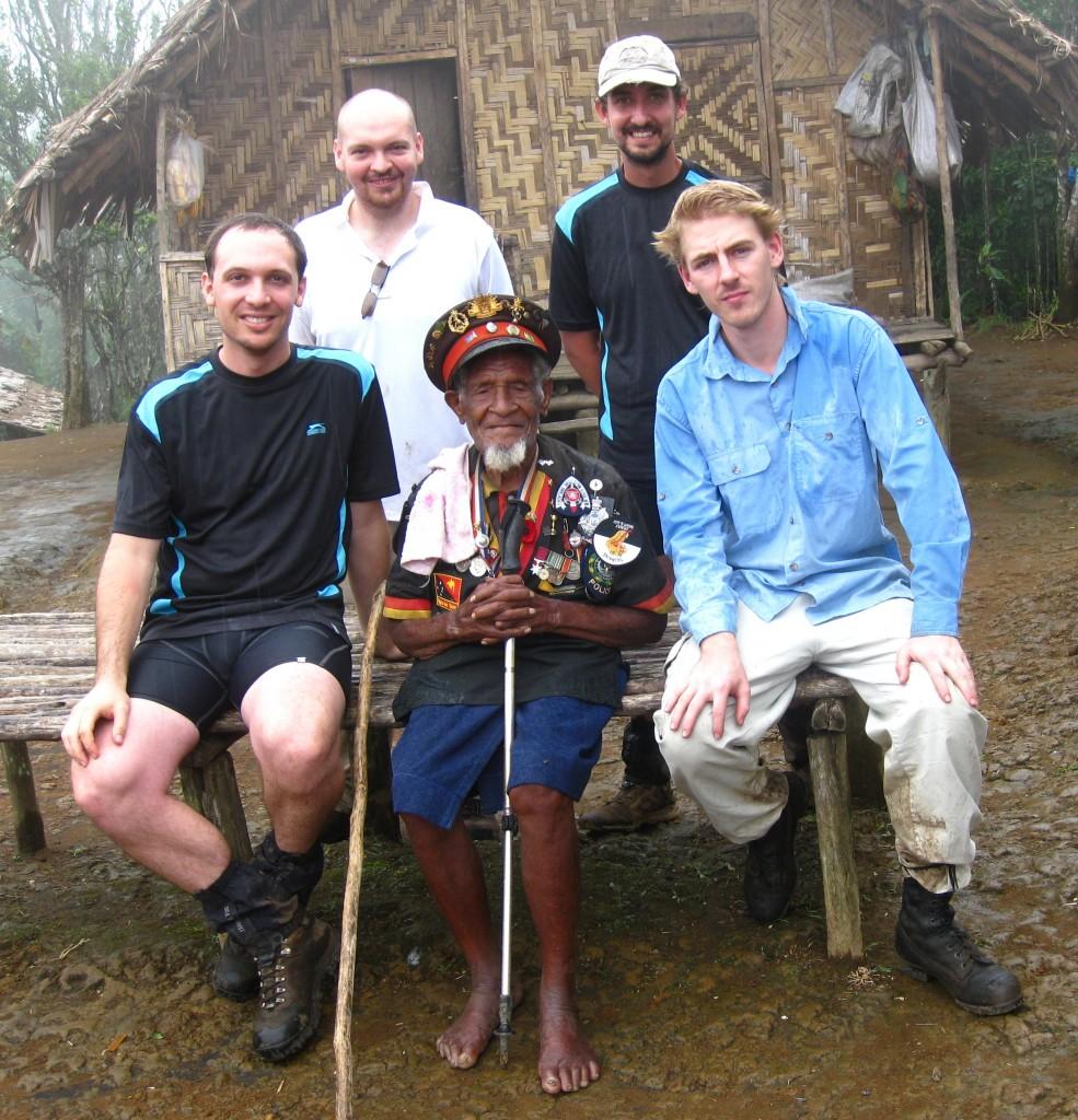 Michael Cornish, June 2009, Kokoda Track